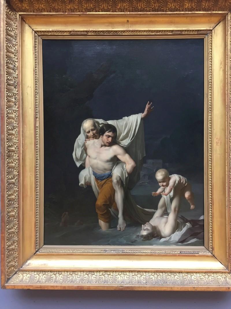 La peinture française du XVIIIème siècle au Louvre Img_3312