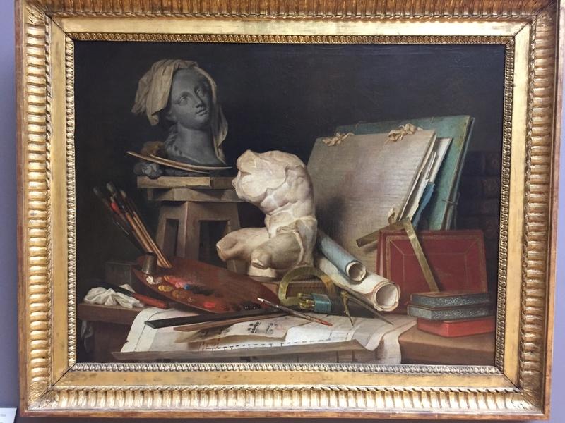 La peinture française du XVIIIème siècle au Louvre Img_3313