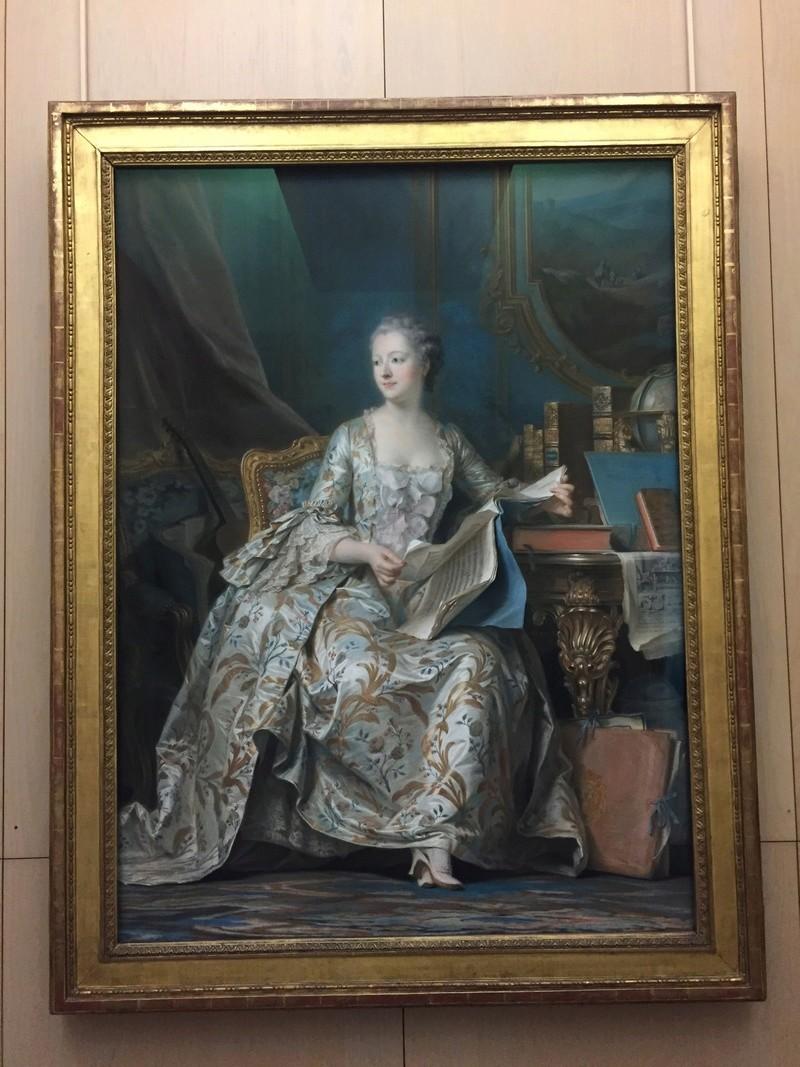 La peinture française du XVIIIème siècle au Louvre Img_3410