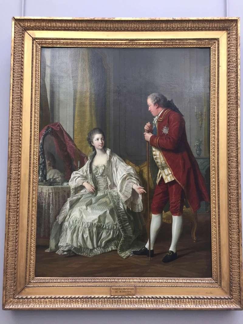 La peinture française du XVIIIème siècle au Louvre Img_3411