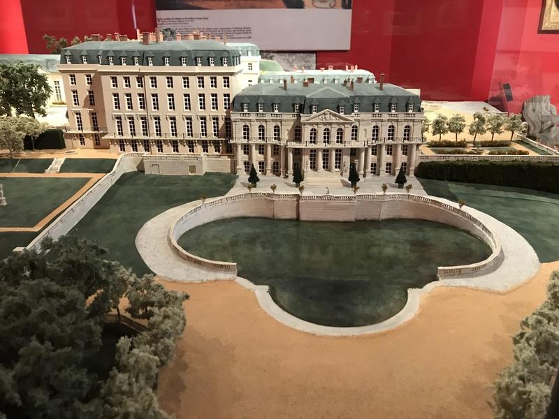 Le musée historique du château de Saint-Cloud Img_4022