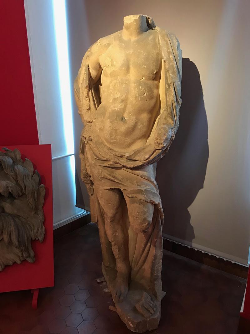 Le musée historique du château de Saint-Cloud Img_4026