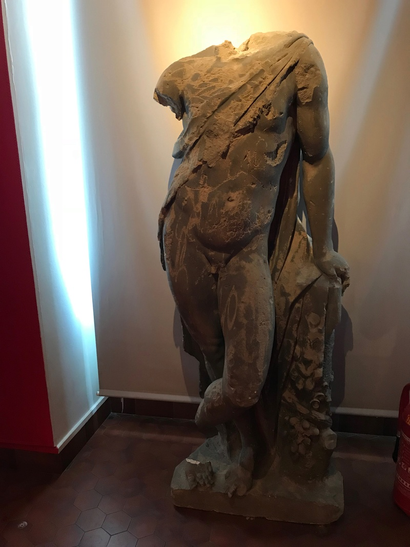 Le musée historique du château de Saint-Cloud Img_4027