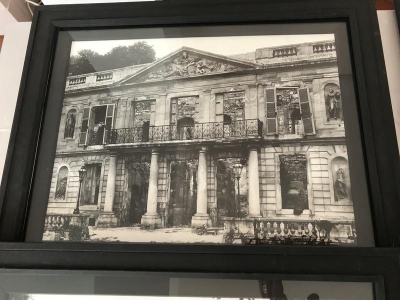 Le musée historique du château de Saint-Cloud Img_4036