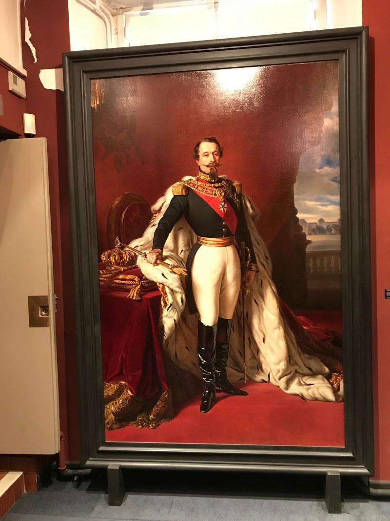 Le musée historique du château de Saint-Cloud Img_4111