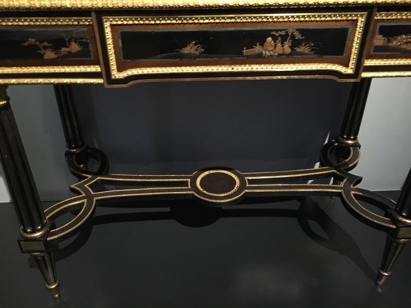 La peinture et le mobilier XVIIIème au Rijskmuseum d'Amsterdam Img_4210