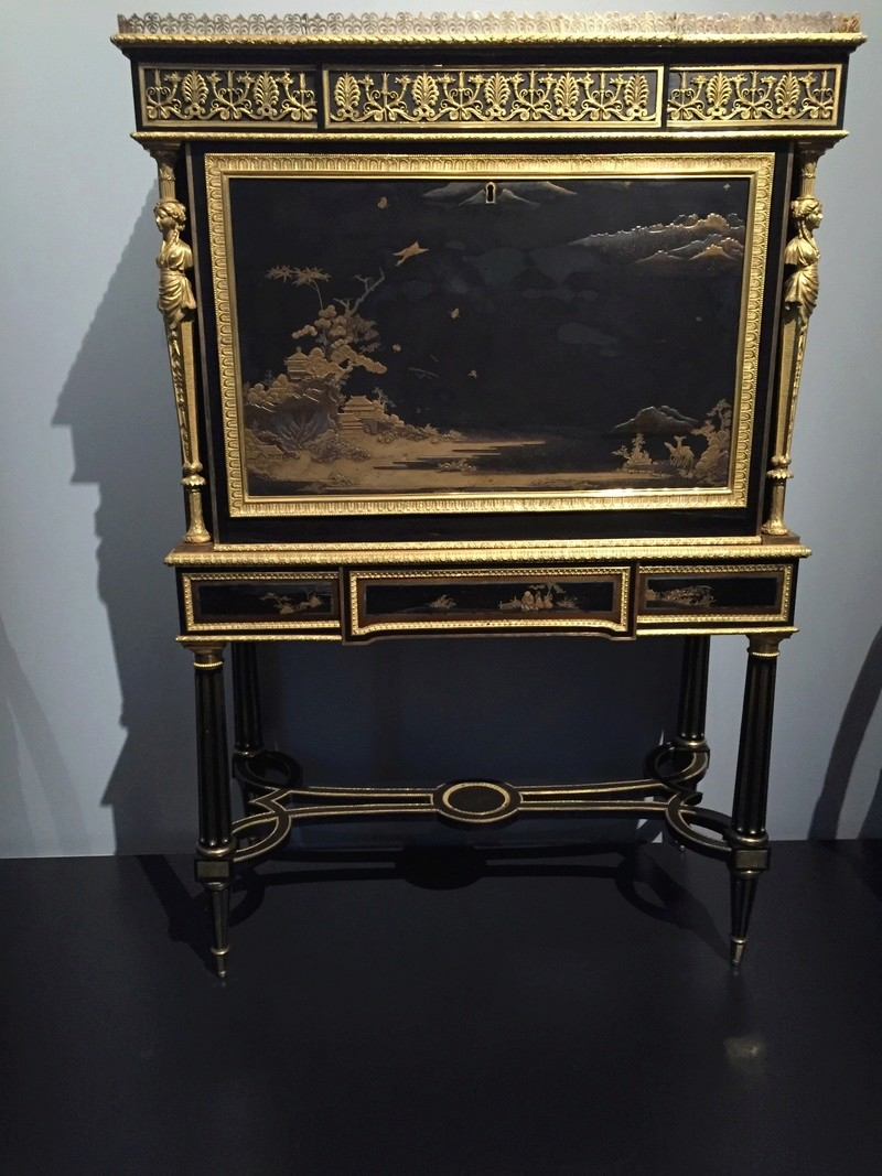 La peinture et le mobilier XVIIIème au Rijskmuseum d'Amsterdam Img_4211