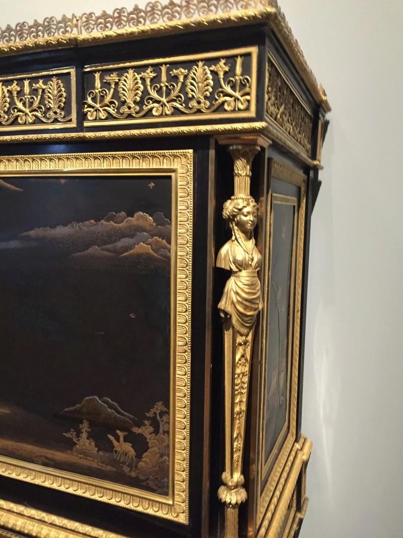 La peinture et le mobilier XVIIIème au Rijskmuseum d'Amsterdam Img_4212