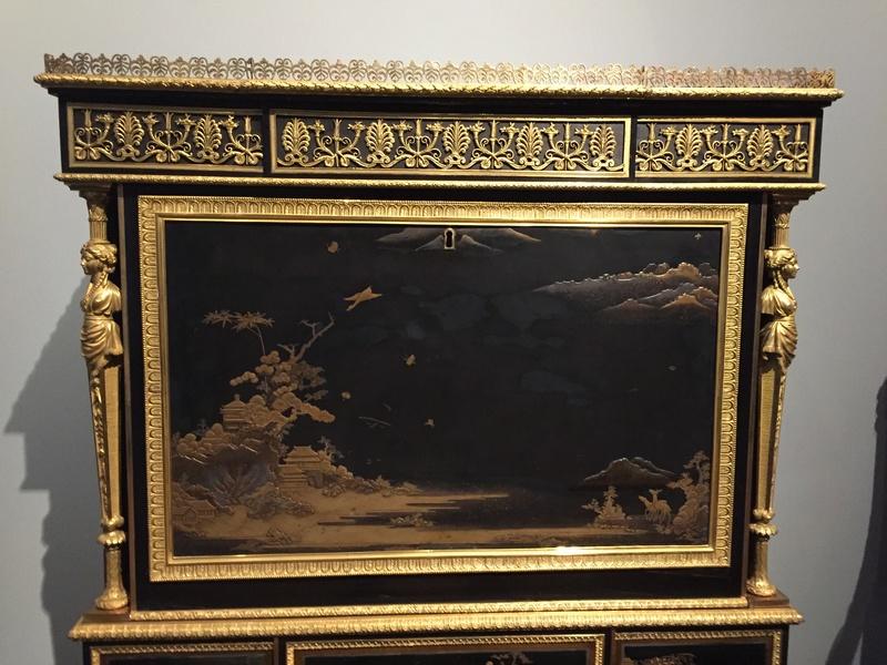 La peinture et le mobilier XVIIIème au Rijskmuseum d'Amsterdam Img_4213