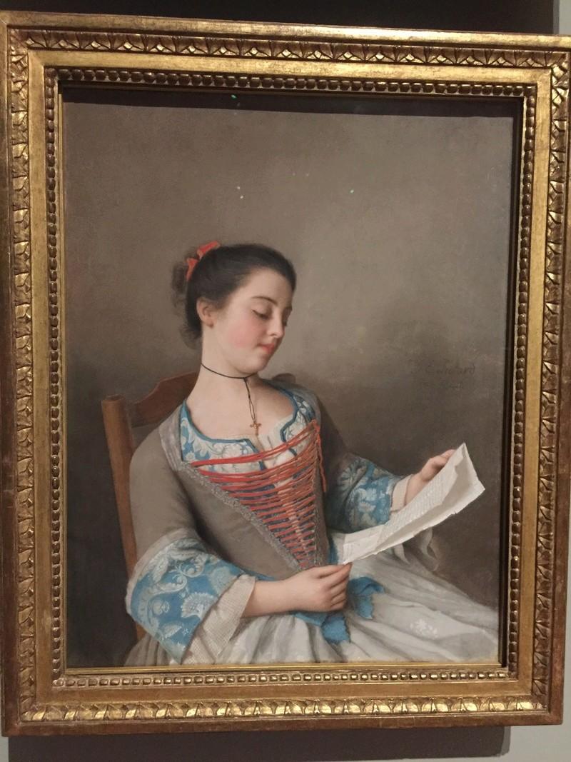 La peinture et le mobilier XVIIIème au Rijskmuseum d'Amsterdam Img_4216