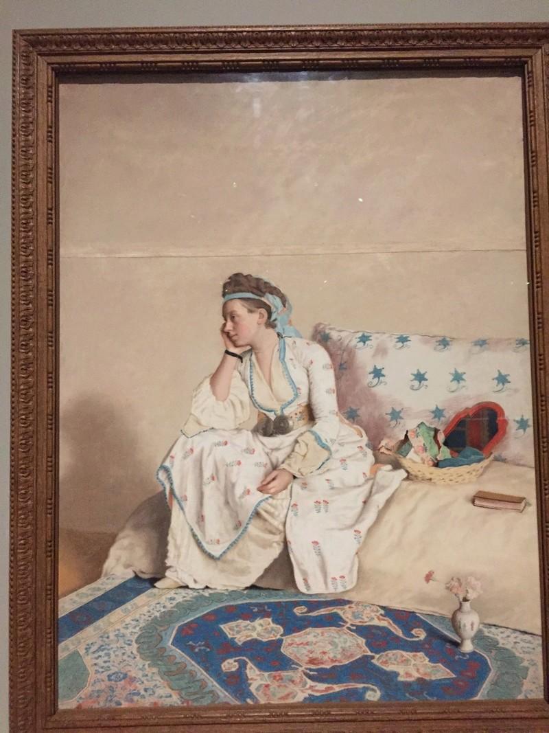 La peinture et le mobilier XVIIIème au Rijskmuseum d'Amsterdam Img_4217