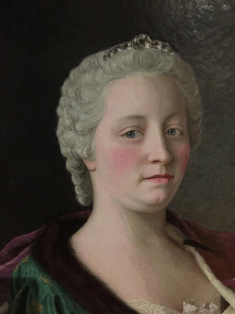 La peinture et le mobilier XVIIIème au Rijskmuseum d'Amsterdam Img_4219