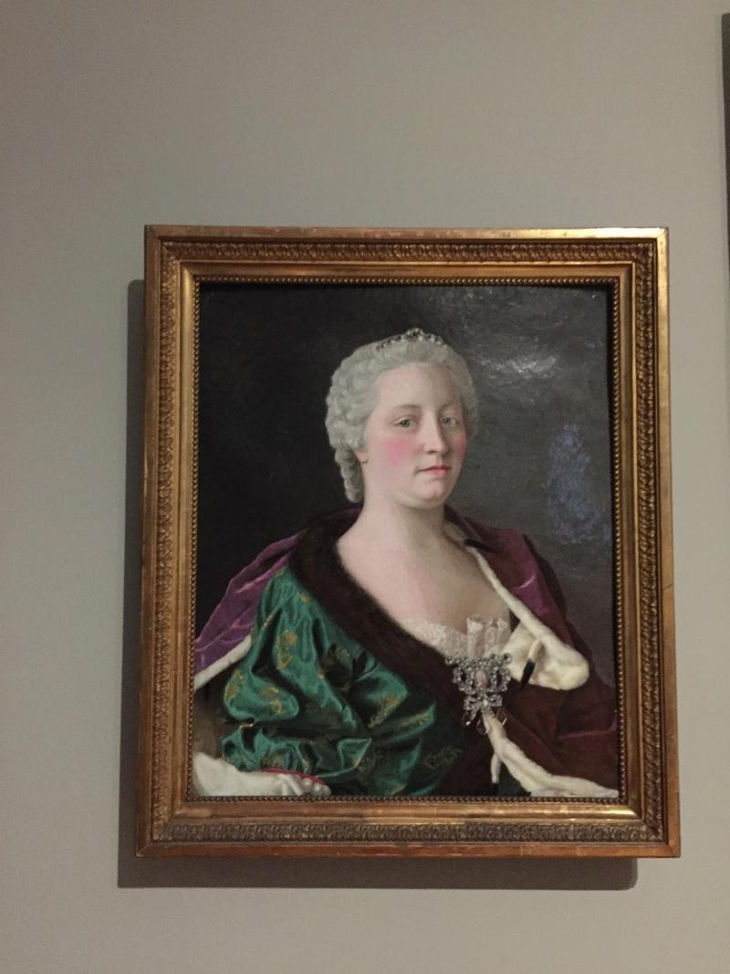 La peinture et le mobilier XVIIIème au Rijskmuseum d'Amsterdam Img_4220