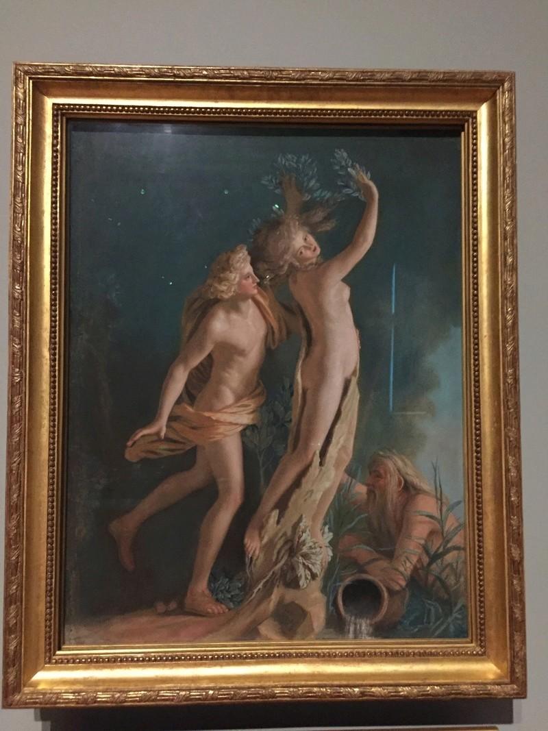 La peinture et le mobilier XVIIIème au Rijskmuseum d'Amsterdam Img_4221