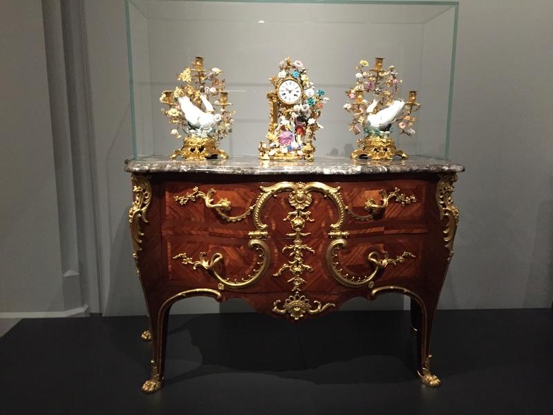 La peinture et le mobilier XVIIIème au Rijskmuseum d'Amsterdam Img_4311