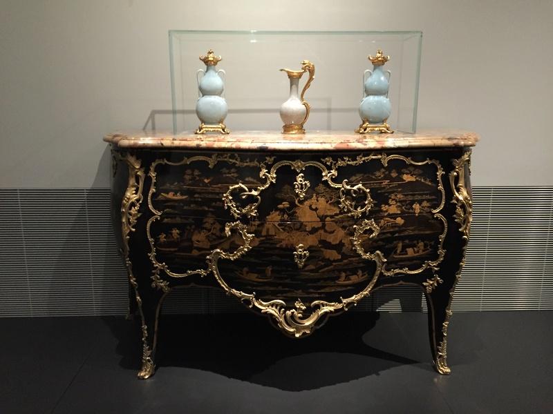 La peinture et le mobilier XVIIIème au Rijskmuseum d'Amsterdam Img_4312