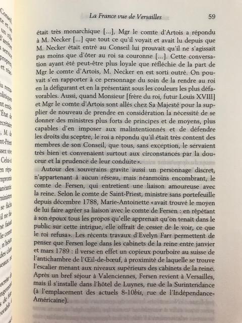 farr - Marie-Antoinette et le comte de Fersen, la correspondance secrète, d'Evelyn Farr - Page 4 Img_4515