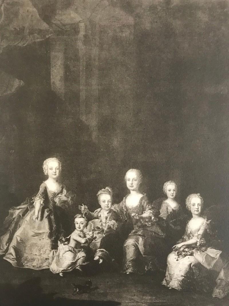 Portraits de Marie-Antoinette, enfant et jeune archiduchesse - Page 5 Img_4911