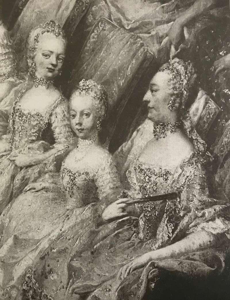 Portraits de Marie-Antoinette, enfant et jeune archiduchesse - Page 5 Img_4913