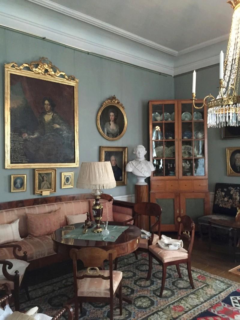 Le château de Löfstad, résidence de Sophie Piper, soeur d'Axel Fersen Img_5712