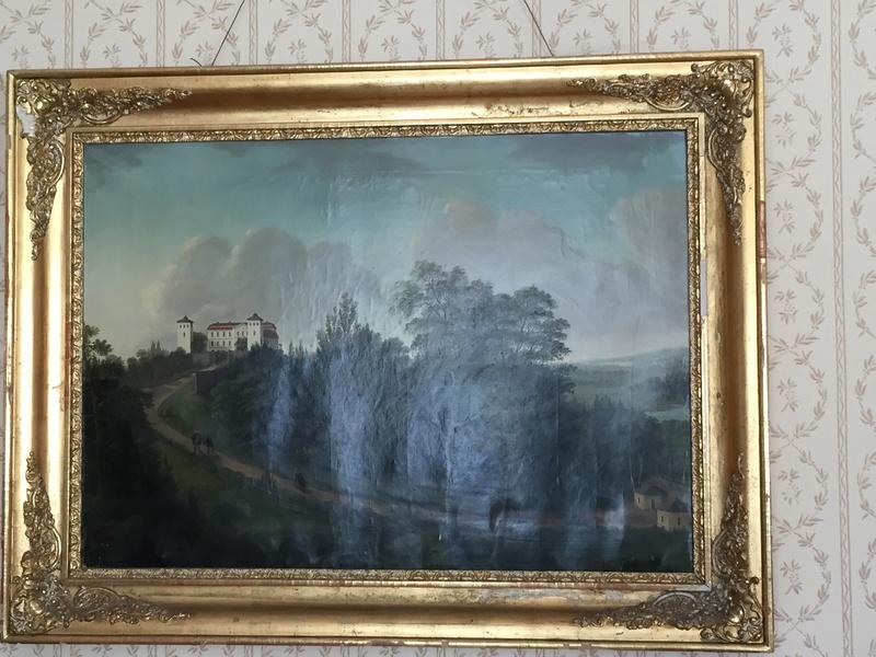 Le château de Löfstad, résidence de Sophie Piper, soeur d'Axel Fersen Img_5810