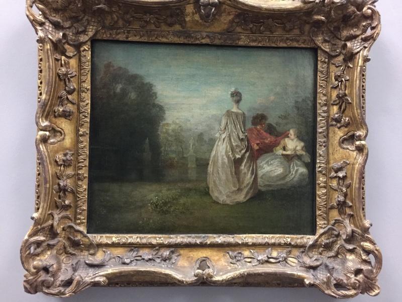 La peinture française du XVIIIème siècle au Louvre Img_8711