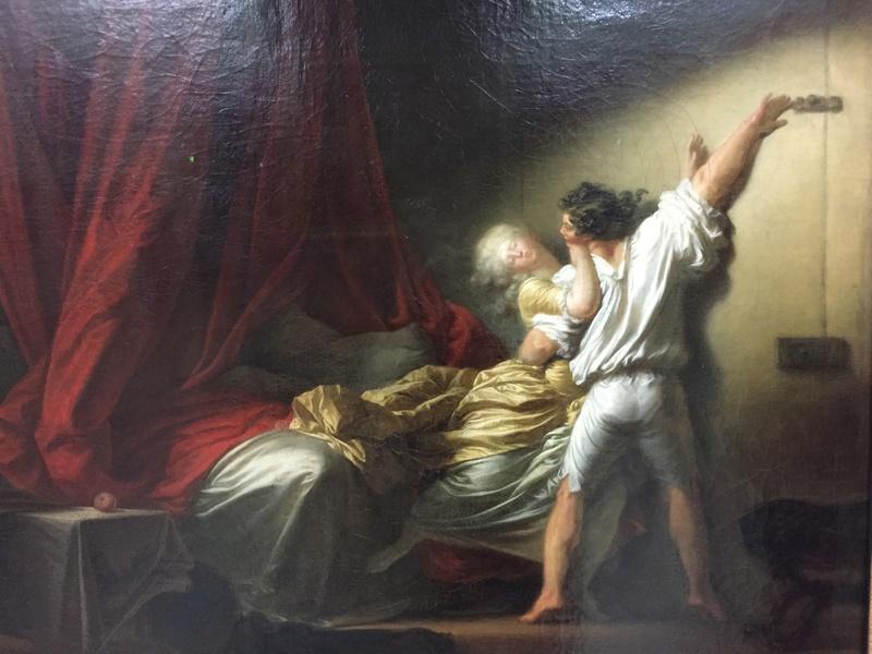 La peinture française du XVIIIème siècle au Louvre Img_8714