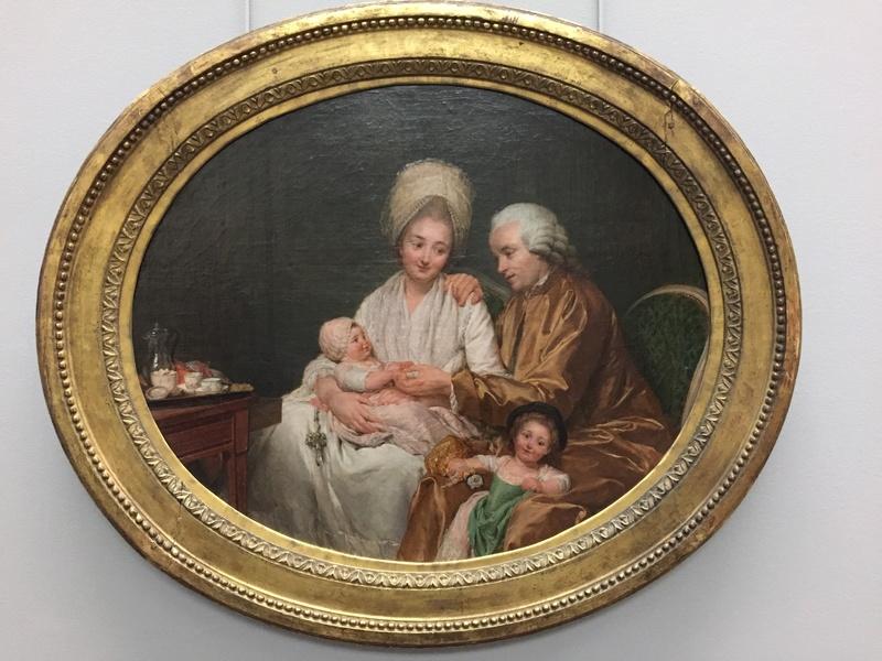 La peinture française du XVIIIème siècle au Louvre Img_8715