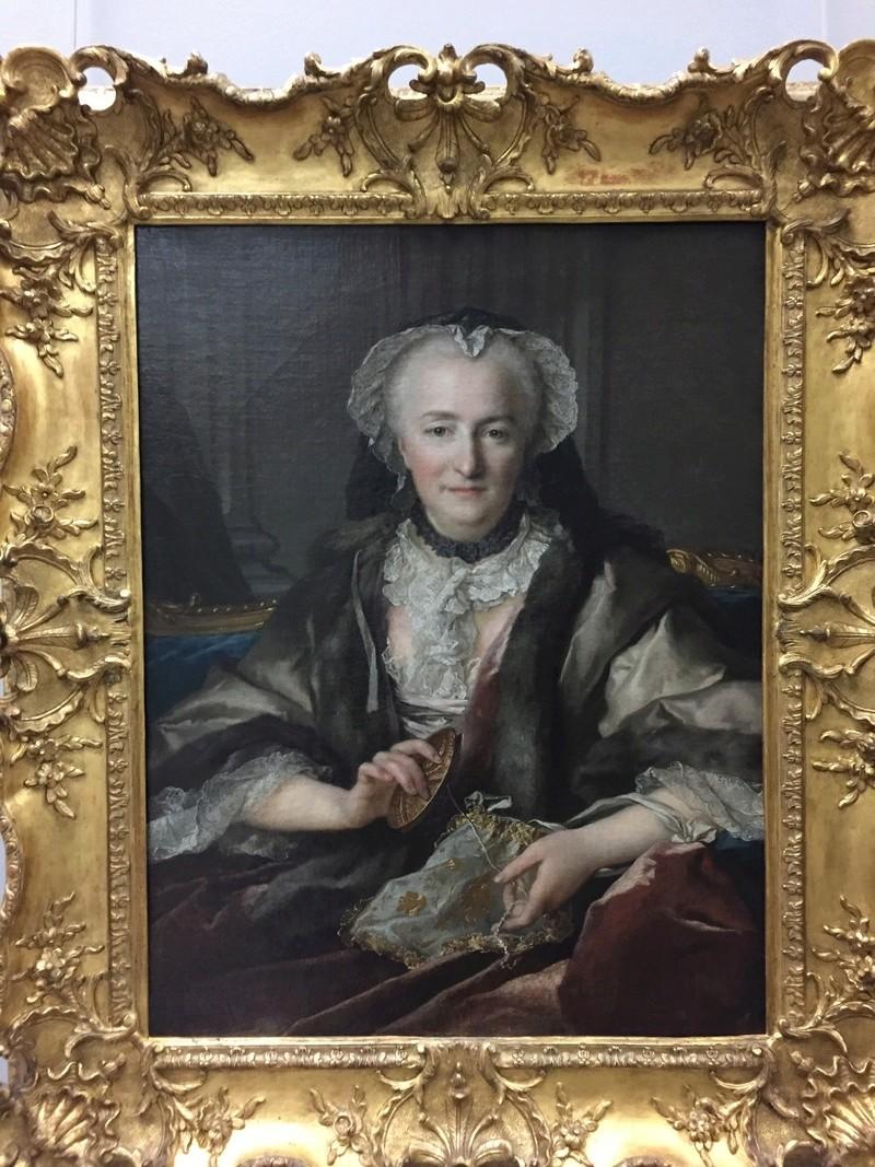 La peinture française du XVIIIème siècle au Louvre Img_8716