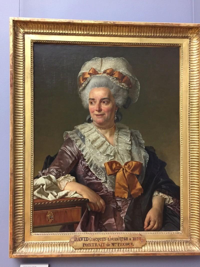 La peinture française du XVIIIème siècle au Louvre Img_8819