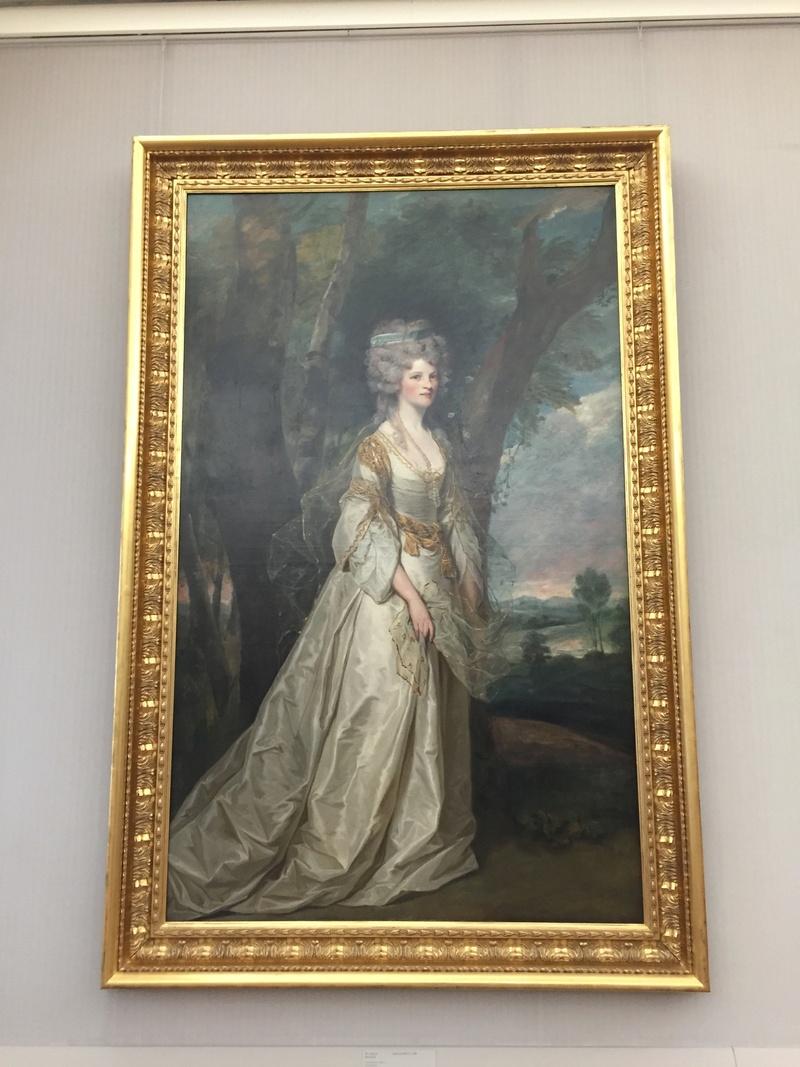 La peinture XVIIIème au musée de la peinture de Berlin (Gemäldegalerie) Img_9115
