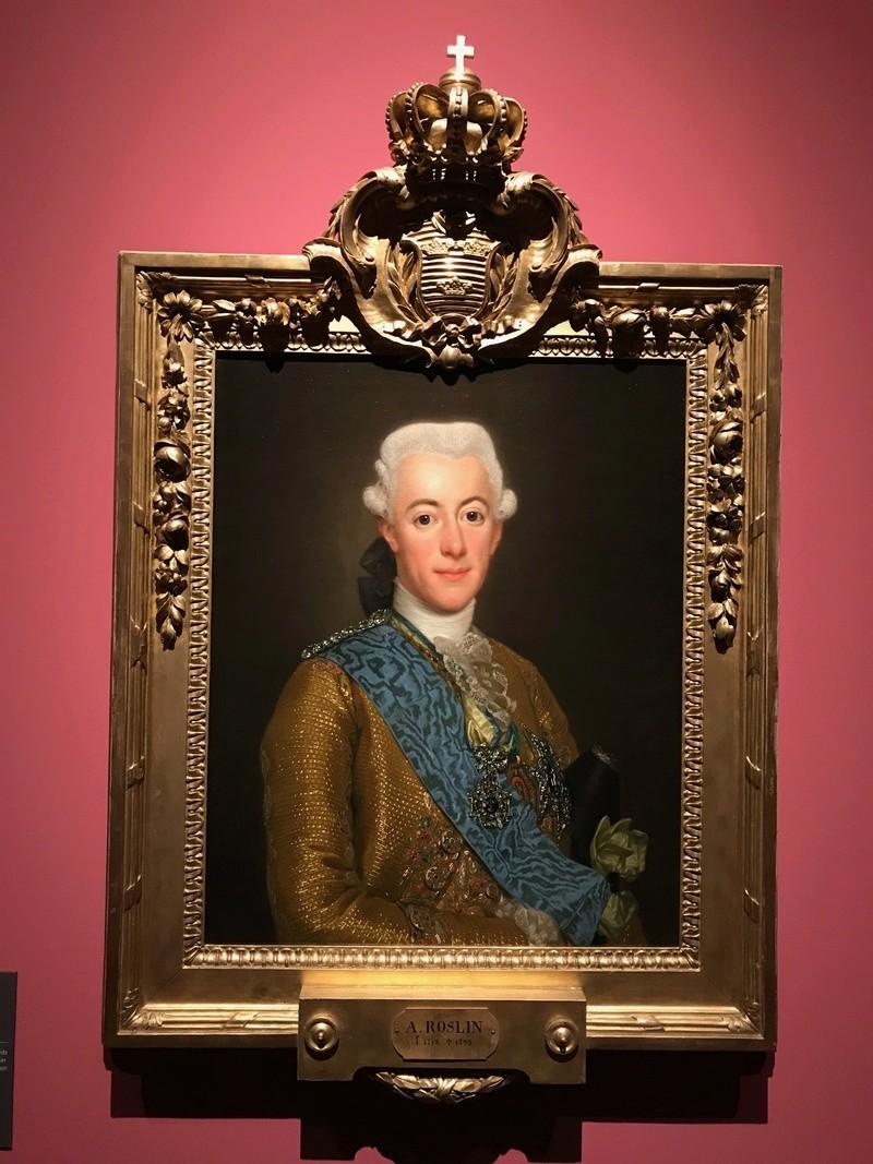 EXPOSITION - Exposition : Visiteurs de Versailles 1682-1789 Img_9226