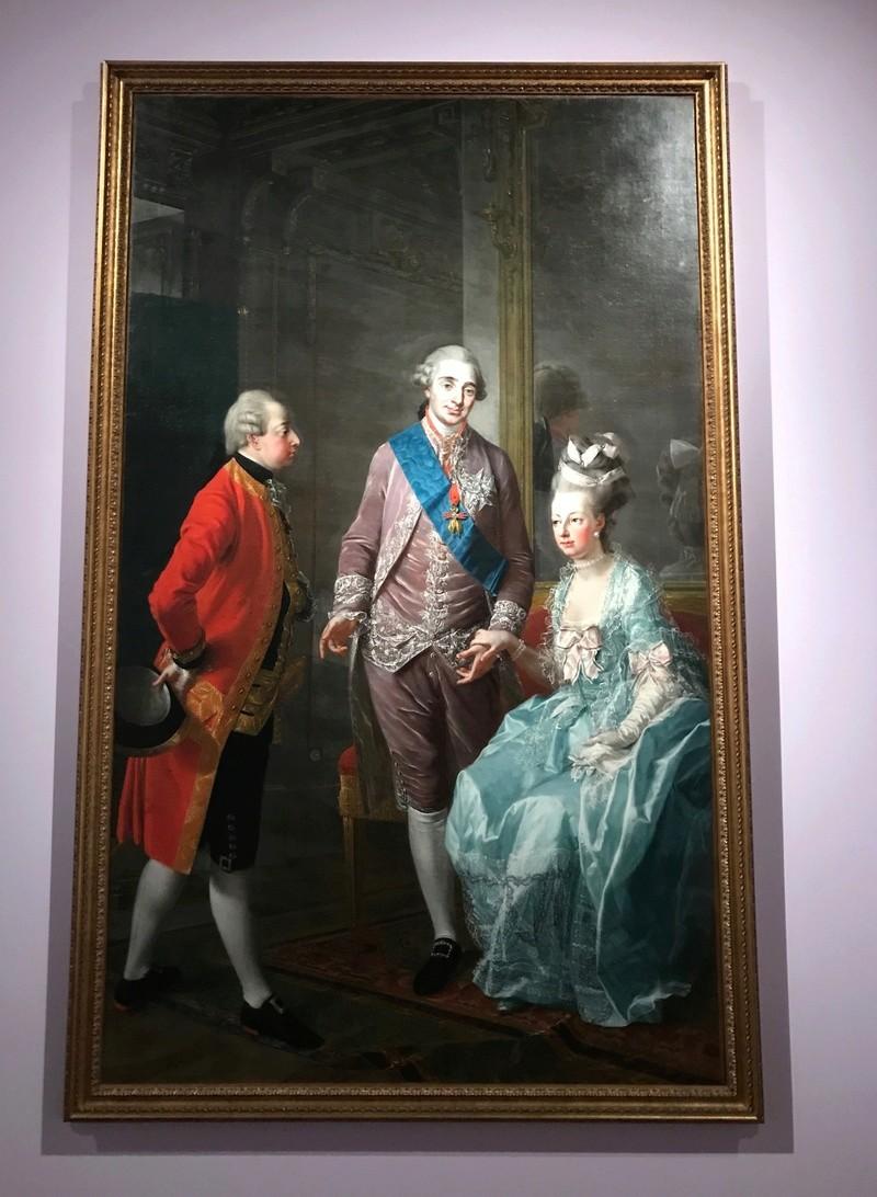EXPOSITION - Exposition : Visiteurs de Versailles 1682-1789 Img_9323