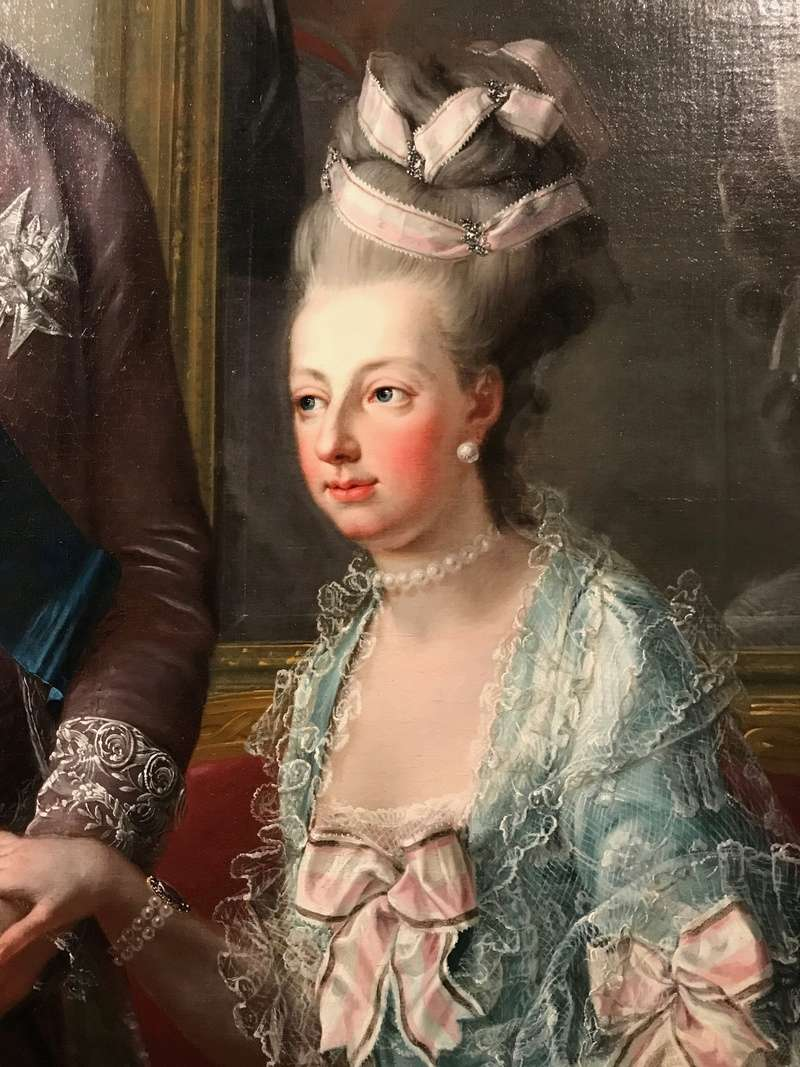 Hauzinger - Portraits de Marie Antoinette par Josef Hauzinger Img_9338