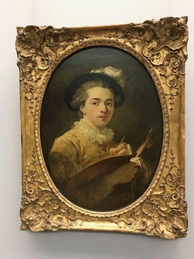 La peinture française du XVIIIème siècle au Louvre Img_9413