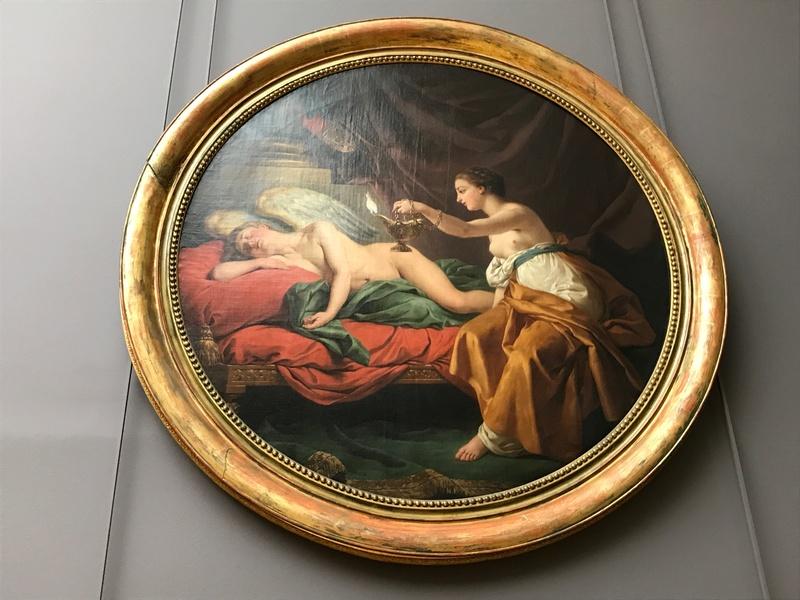 La peinture française du XVIIIème siècle au Louvre Img_9416