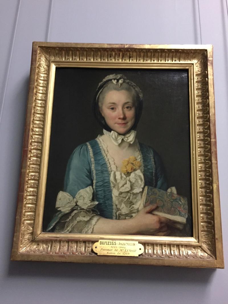 La peinture française du XVIIIème siècle au Louvre Img_9511