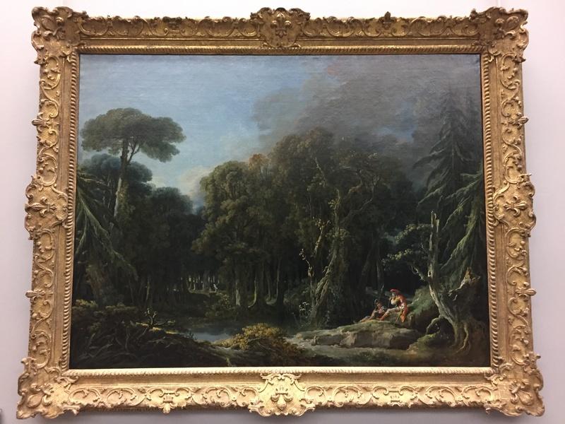 La peinture française du XVIIIème siècle au Louvre Img_9614