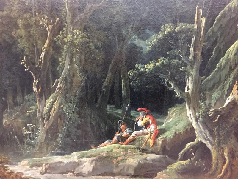 La peinture française du XVIIIème siècle au Louvre Img_9615