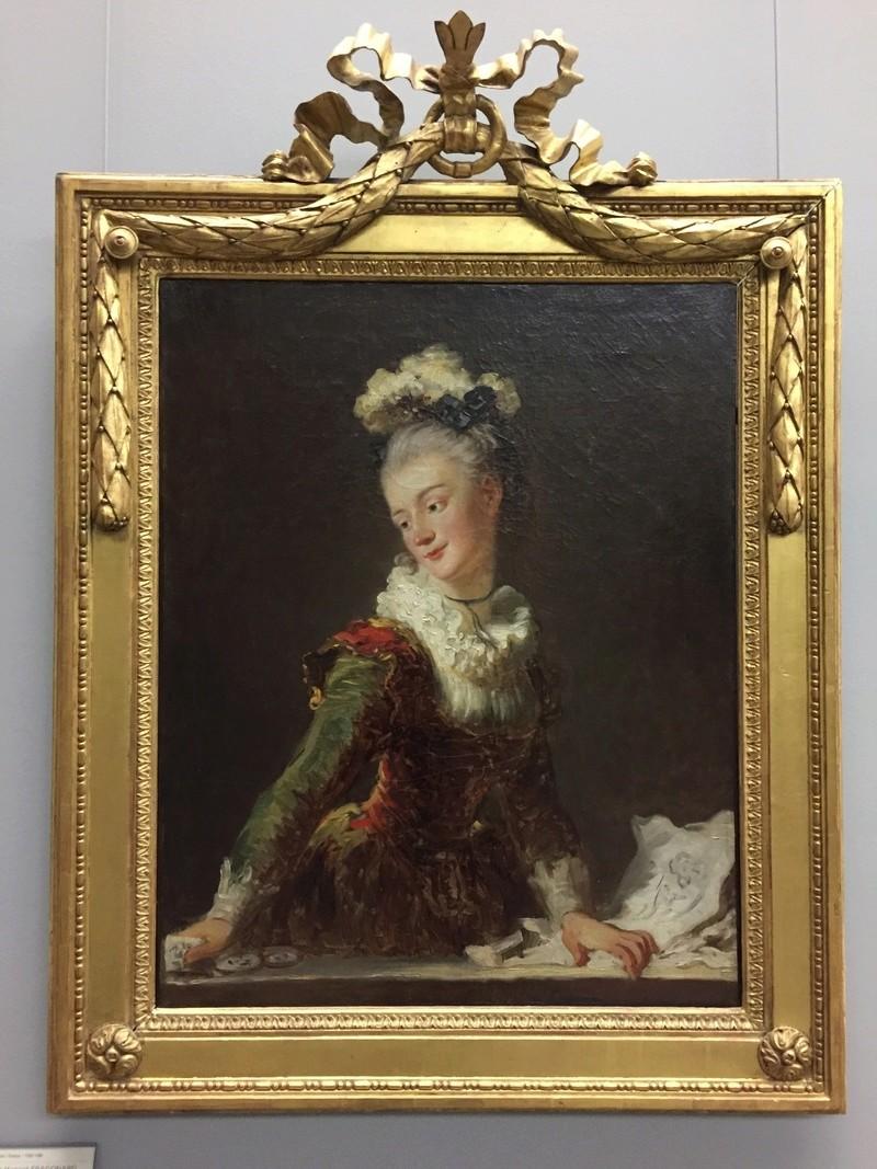 La peinture française du XVIIIème siècle au Louvre Img_9616