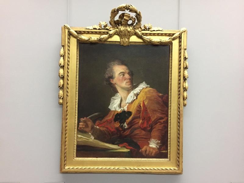 La peinture française du XVIIIème siècle au Louvre Img_9617