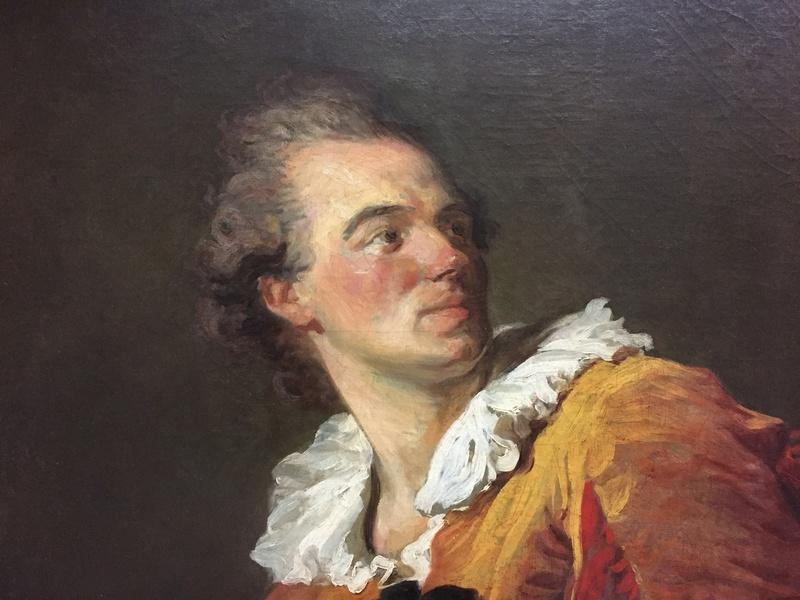La peinture française du XVIIIème siècle au Louvre Img_9618