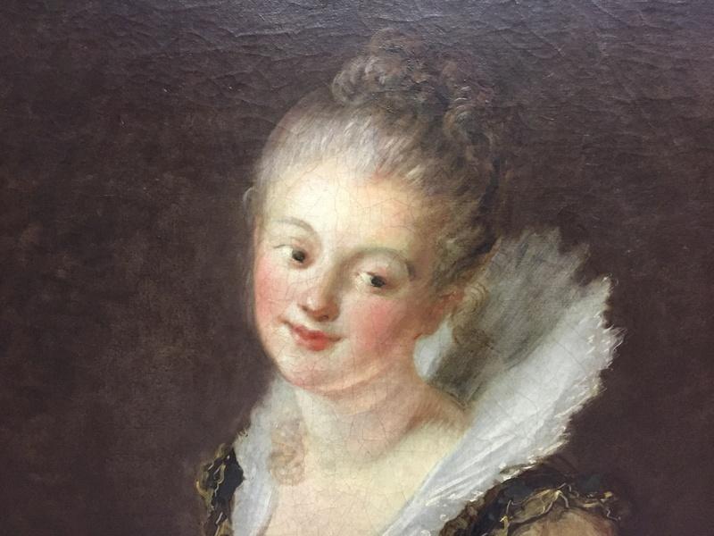 La peinture française du XVIIIème siècle au Louvre Img_9619