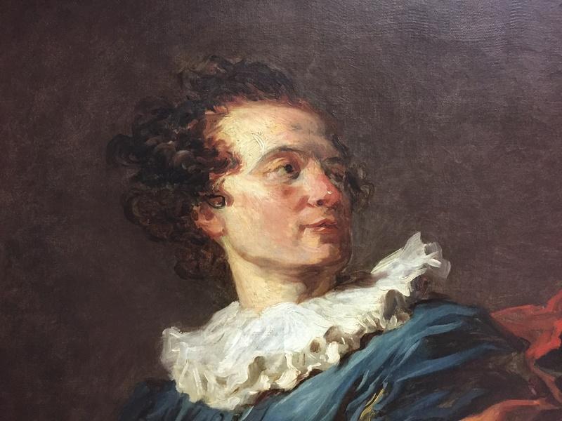 La peinture française du XVIIIème siècle au Louvre Img_9620