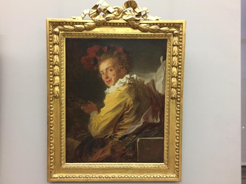 La peinture française du XVIIIème siècle au Louvre Img_9622
