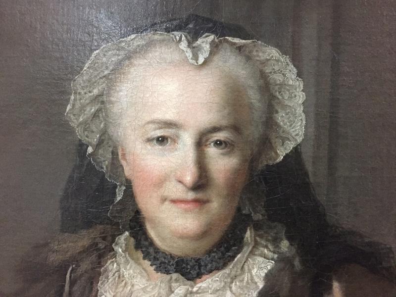 La peinture française du XVIIIème siècle au Louvre Img_9626