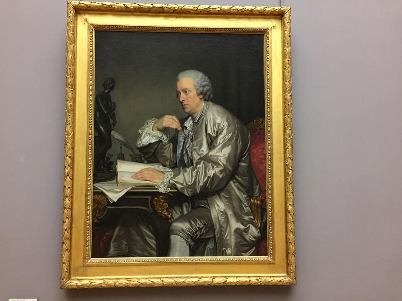 La peinture française du XVIIIème siècle au Louvre Img_9627