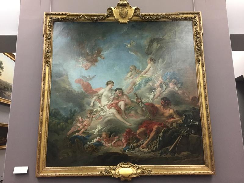 La peinture française du XVIIIème siècle au Louvre Img_9628