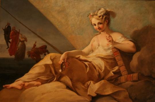 Pierre-Charles Trémolières (1703-1739), un peintre discret au siècle des Lumières La-com11