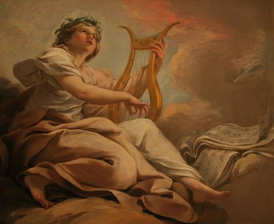 Pierre-Charles Trémolières (1703-1739), un peintre discret au siècle des Lumières La-mus11